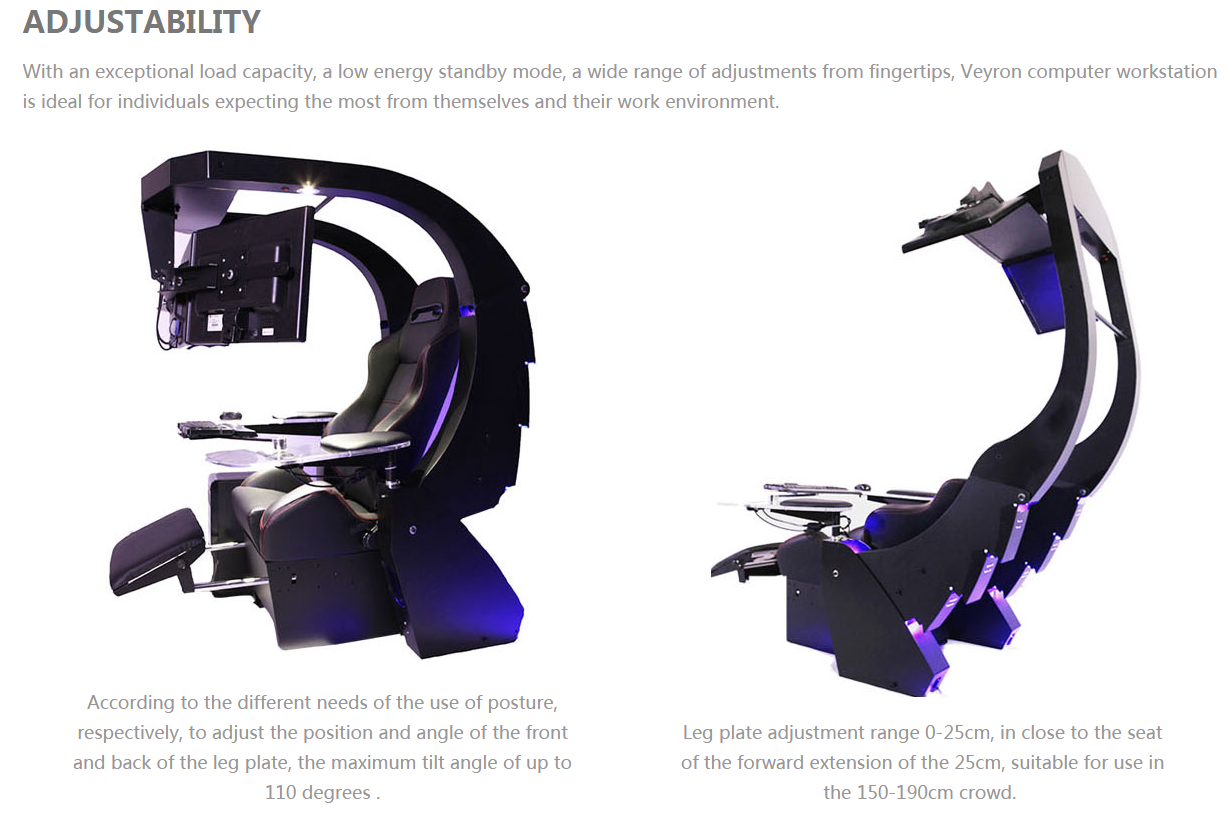 Automatic Pc Emperor Chair